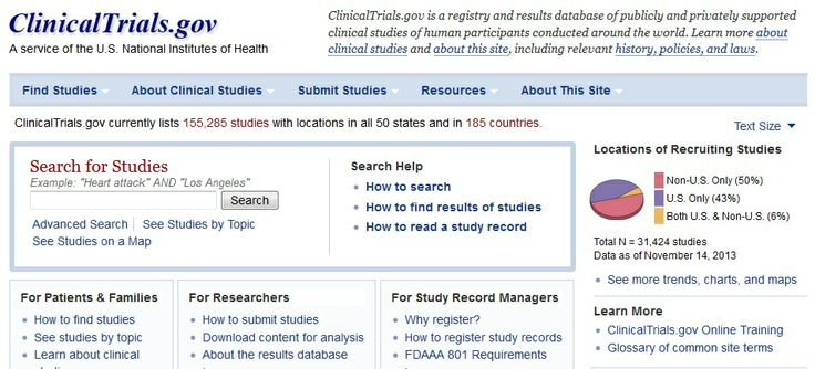 ClinicalTrials.gov Protocol Registration Data Element ...
