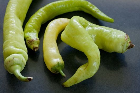 Pickled Banana Peppers | comida | Pinterest