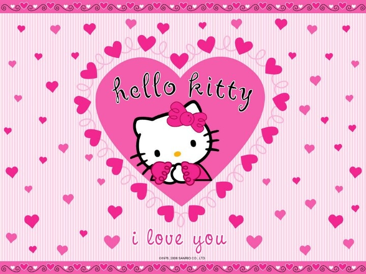 hello kitty valentines day delivery