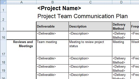 10 Useful Excel Templates for Project Management amp Tracking