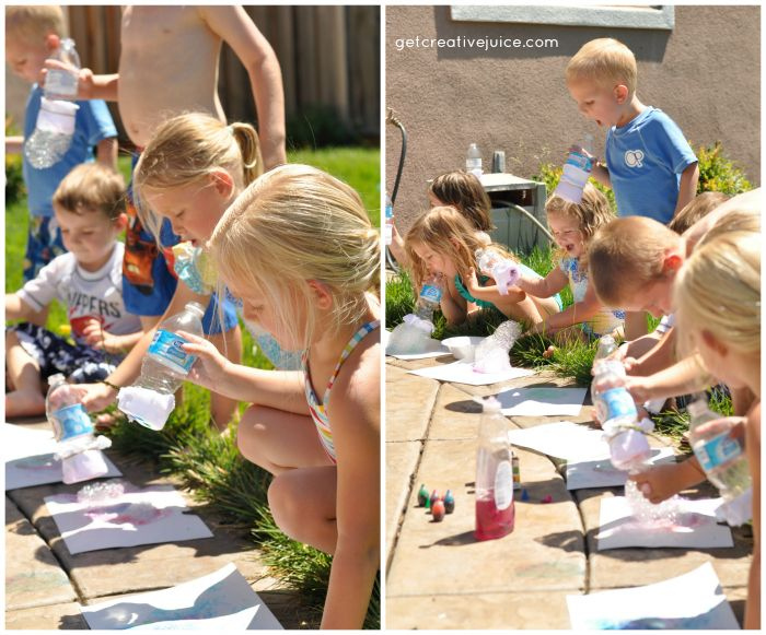 bubble birthday party activities games ideas 3