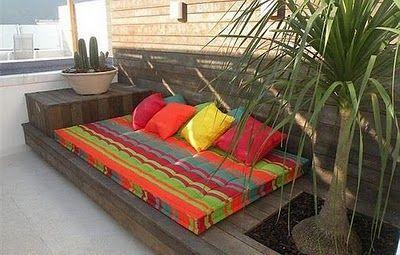 Prácticas ideas para decorar terrazas: Decoración y jardinería | EN123Inmuebles