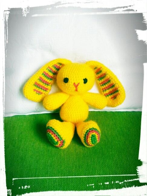 Amigurumi Cactus Tejiendo Peru : Conejito amigurumi de tejiendo peru villAnita Pinterest