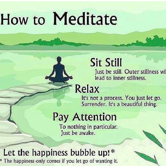 How to meditate like zen monk