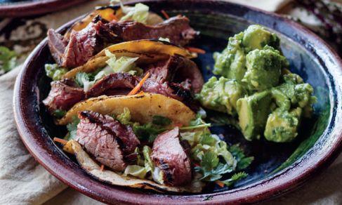 Korean Steak Tacos | Recipe