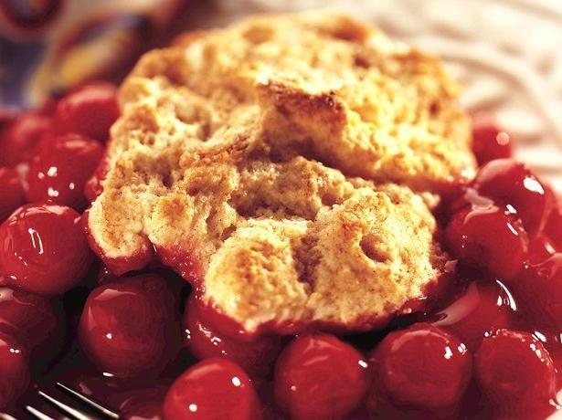 Cherry Cobbler Recipe — Dishmaps