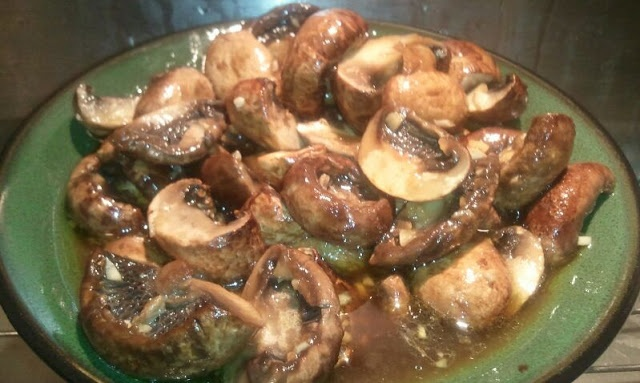 AliBabka: Marinated Portobello Mushrooms | Recipes I probably won't t ...