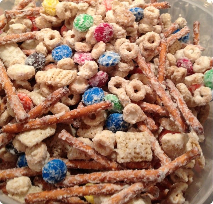 Chex Chocolate Mix | Food & Recipes | Pinterest