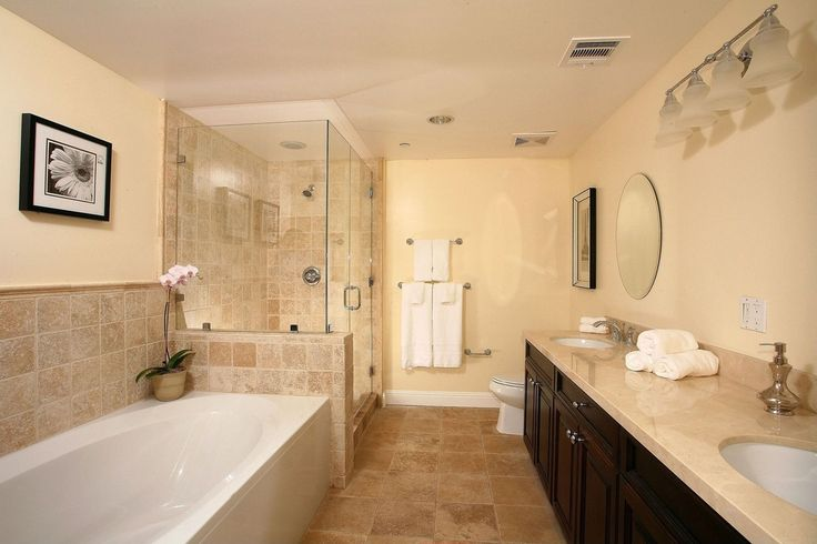 Modern master bathroom found on zillow digs what do you for Zillow bathroom design