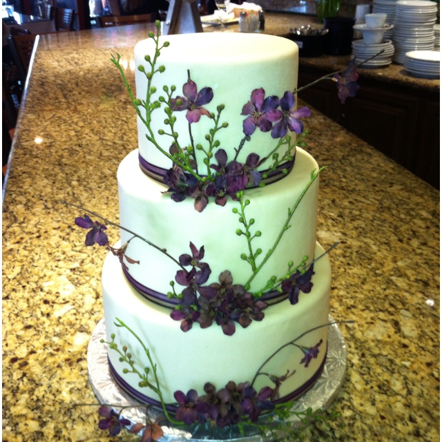 Wedding Cake Covered In Almond Marzipan Wedding Cakes Pinterest