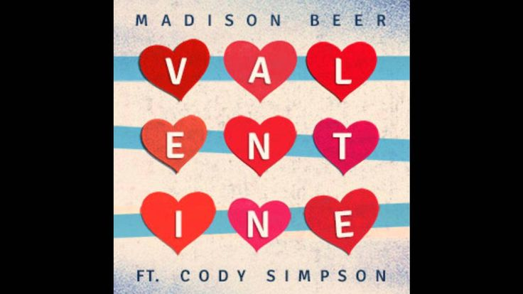 madison beer valentine traduction