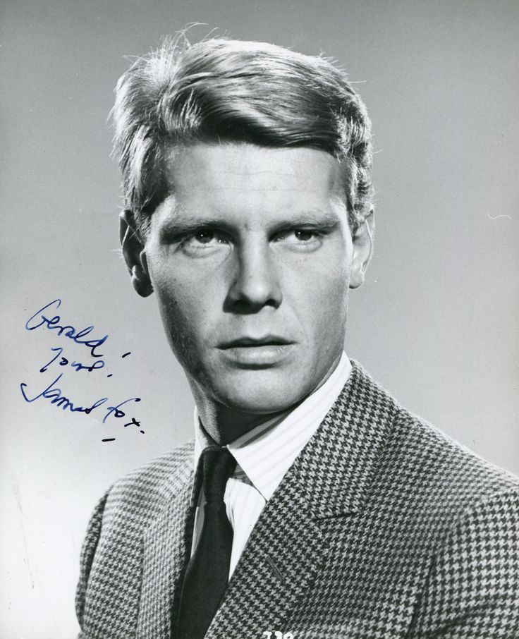 james fox young - photo #2