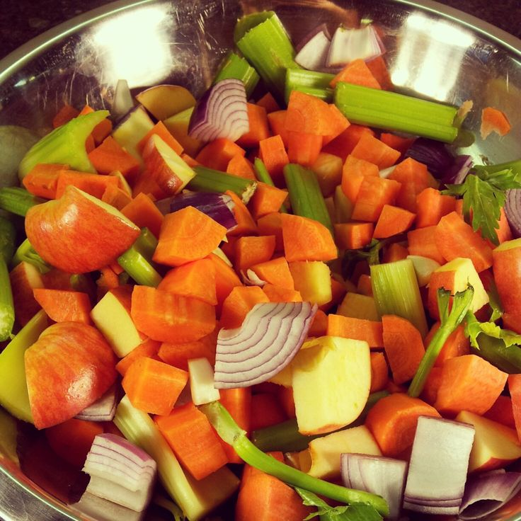 Spicy Apple Carrot Ginger Soup | Food | Pinterest