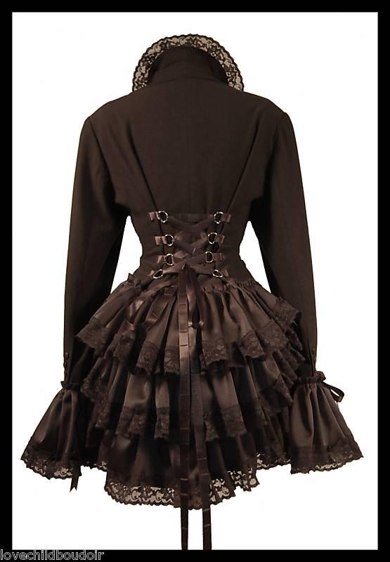 Steampunk jacket i d so wear this pinterest