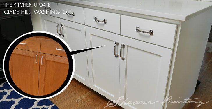Seattle Painted Kitchen Cabinets Painted Kitchen Cabinets Pintere