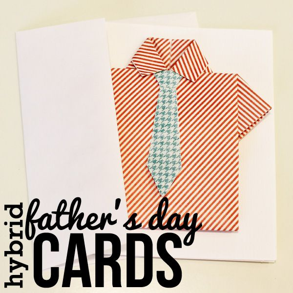 Hybrid Father's Day Cards