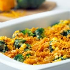 Corn and Broccoli Bake | fooddd | Pinterest