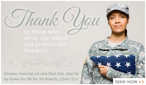 memorial day thank you email