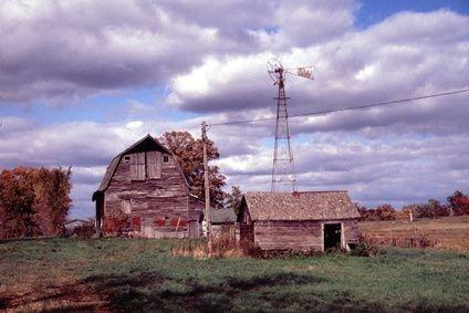Love barns.