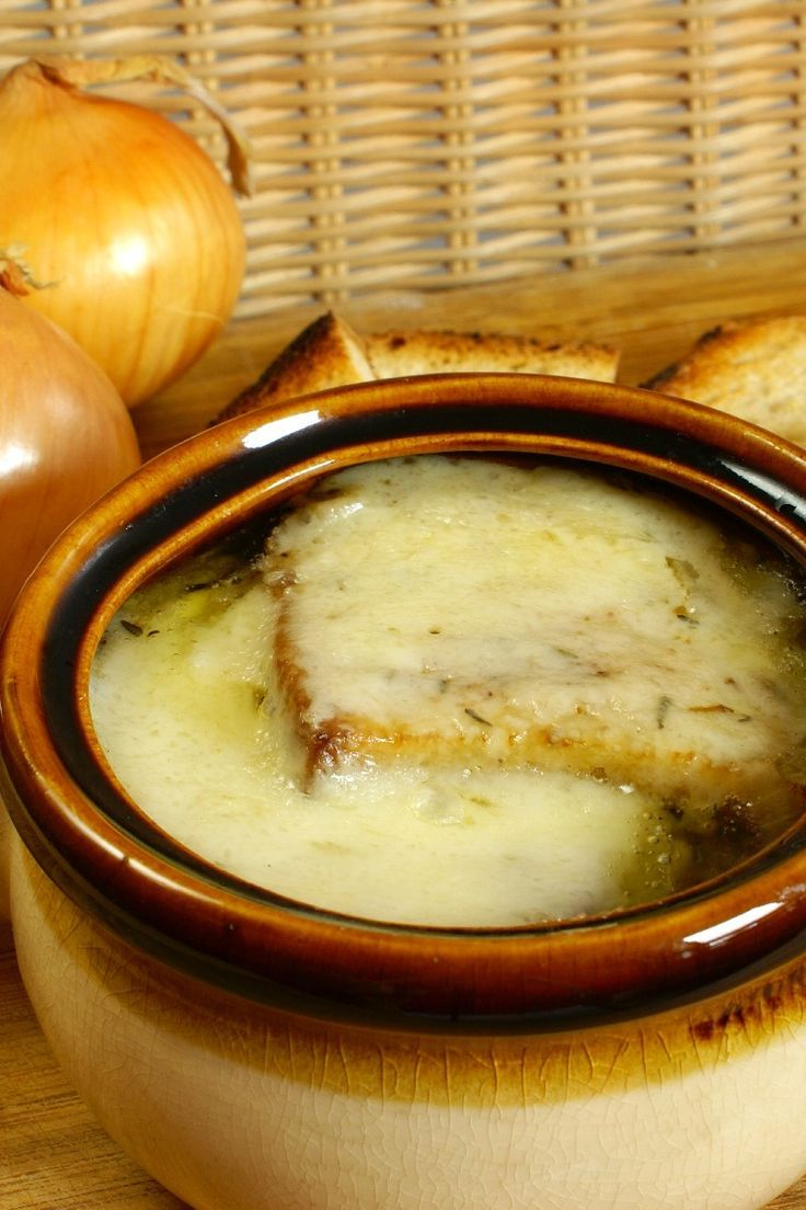 French Onion Soup Easy, quick and very delicious onion soup perfect ...