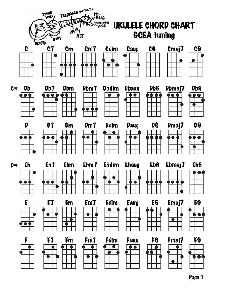 Soprano Ukulele ...E Chord Ukulele Alternative