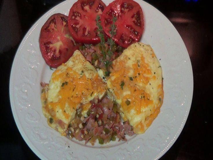 Southwestern Omelet | Breakfast | Pinterest