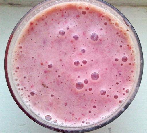 pomegranate-smoothie | Drink Best | Pinterest