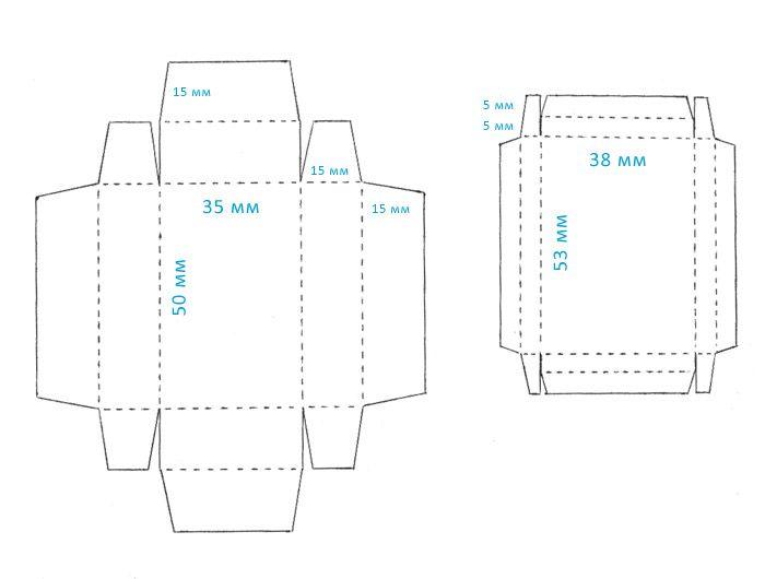 Коробка для белья своими руками из картона с крышкой инструкция 67