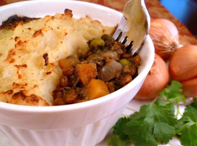 Vegan Shepherds Pie | Veg Nomzzzz | Pinterest