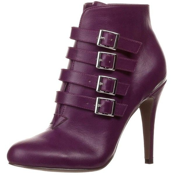 Even High heeled ankle boots ($72) ❤ liked on Polyvore