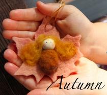 Autumn Leaf Sprite