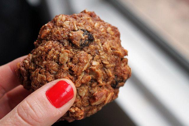 Oatmeal Raisin Cookies (Gluten-free, Dairy-free, Cane Sugar-free ...