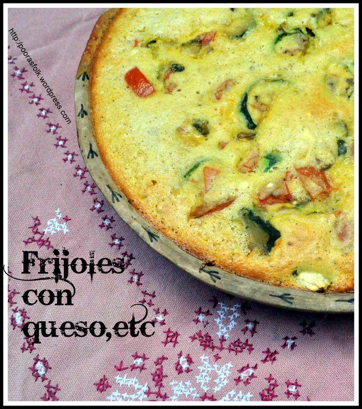Frijoles con Queso,Etc. Recipe from Mollie Katzen's classic cookbook ...