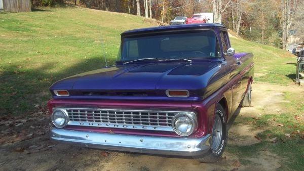 1963 chevy truck | Washington Cars 11/26 Monday | Pinterest