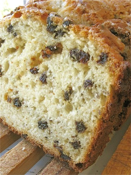 American Irish Soda Bread is made with white (not whole wheat) flour ...