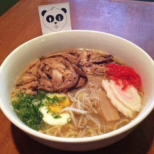 Tonkotsu Shoyu Ramen @ Hanamizuki | Delicious Food | Pinterest