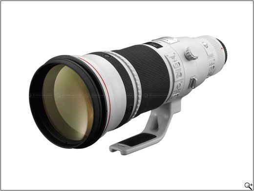 Want do not need this the new canon ef 600mm f 4l is usm lens ob