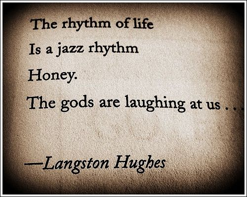 langston hughes quotes about life quotesgram