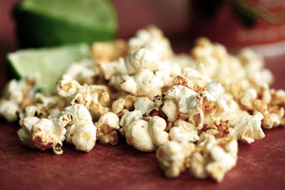 chile lime popcorn | Recipes | Pinterest