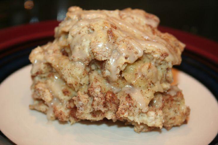 Cinnamon roll scones - GF DF Needs xanthum gum, GF flour