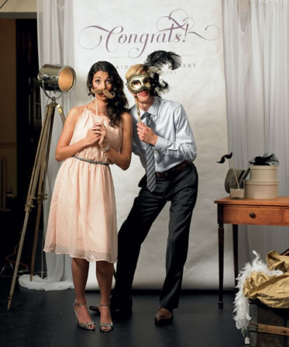 Wedding Photo Booth Decoration Photo Booths