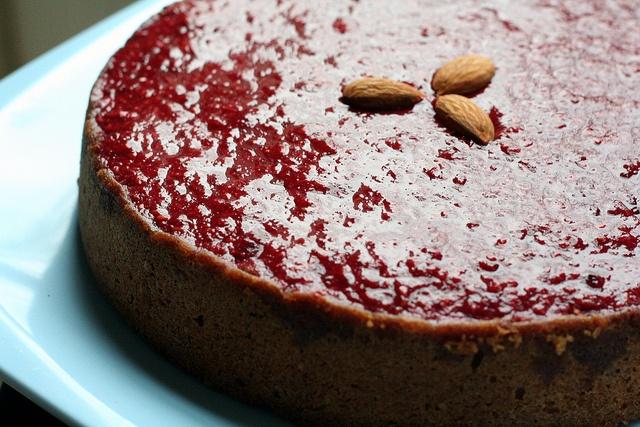 Passover Cake - Almond with Cardamom | cake | Pinterest