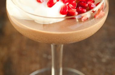 Chocolate Hazelnut Panna Cotta | YUMMMM | Pinterest