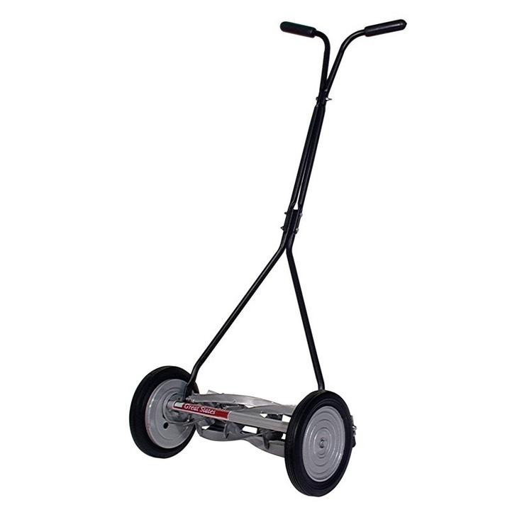 Reel Type Lawn Mowers Reel Lawn Mowers Pinterest