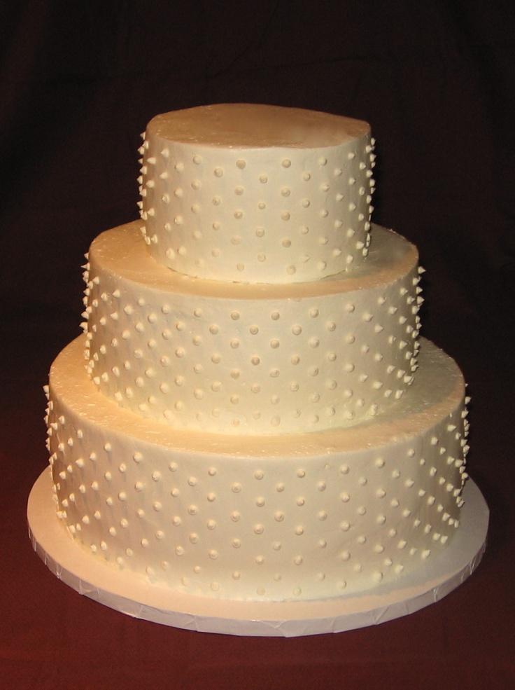 Market Of Choice Swiss Dot Cake