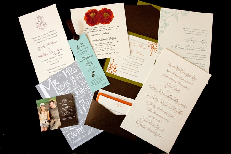 Wedding Invitations Charlotte Nc can inspire you to create best invitation template