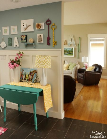 Lake Cottage Style Summer House Tour Living Dining Room