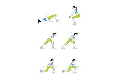 4 moves to rev your metabolism