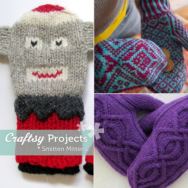 Craftsy Knitting & Crochet Project Highlights: We're Smitten with ...