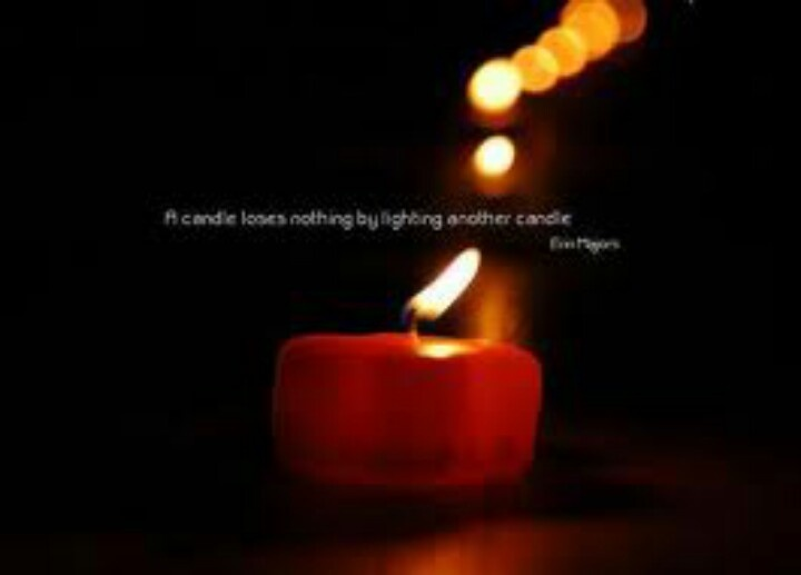 Share the light. | Just sayin' | Pinterest Sharing The Light